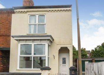 Thumbnail 3 bedroom end terrace house for sale in Colenso Terrace, Lincoln
