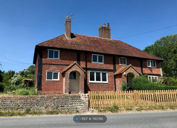 Thumbnail 3 bed semi-detached house to rent in Glyndebourne Corner, Glynde, Lewes