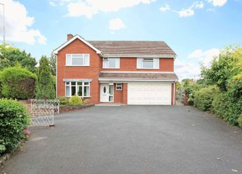 Thumbnail 4 bed detached house for sale in The Gables, Bartlett Road, Dawley, Telford