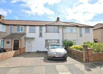 Thumbnail 3 bed terraced house for sale in Hall Farm Drive, Whitton