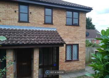 Thumbnail 1 bed flat to rent in Mont Cross, Taverham, Norwich