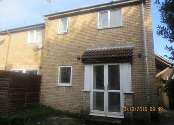 Thumbnail 1 bedroom semi-detached house to rent in Farmhouse Way, Caerau, Cardiff