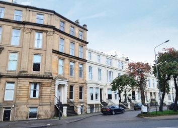 Thumbnail 3 bed flat for sale in Royal Crescent, Glasgow