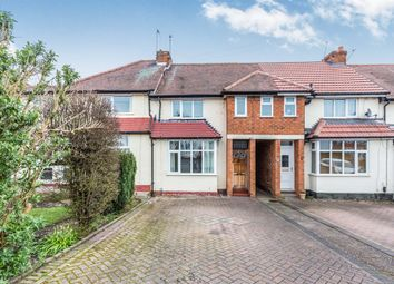 Thumbnail 3 bed terraced house for sale in Shalford Road, Solihull