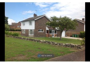 Thumbnail 3 bed detached house to rent in Yew Tree Close, Ashford