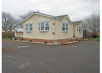 Thumbnail 2 bed property for sale in Stud Farm Park Homes, Oxcliffe Road, Heaton With Oxcliffe, Morecambe