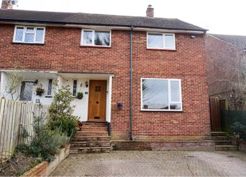 Thumbnail 3 bed semi-detached house for sale in Dormie Close, St. Albans
