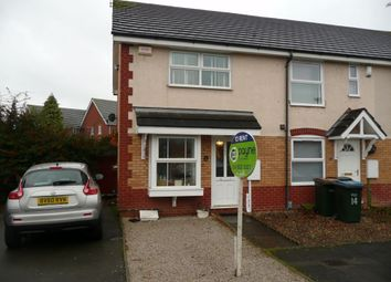Thumbnail 2 bed end terrace house to rent in Hawksworth Drive, Lower Coundon, Coventry