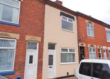 Thumbnail 2 bed terraced house for sale in Corporation Road, Leicester, Leicestershire