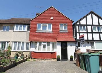 Thumbnail 3 bed end terrace house for sale in Buckland Way, North Cheam, Sutton