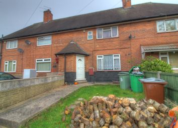 3 bed terraced house for sale in Andover Road, Nottingham NG5