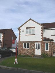 Thumbnail 2 bed semi-detached house for sale in Bransdale Avenue, Romanby, Northallerton