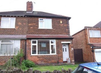 Thumbnail 3 bed semi-detached house to rent in 68, Wilbert Road, Arnold
