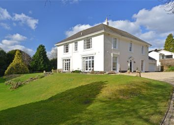 Thumbnail 7 bed detached house for sale in Church Road, Bishopsteignton, Teignmouth