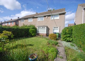 Thumbnail 3 bed semi-detached house for sale in Meresyde, Gateshead