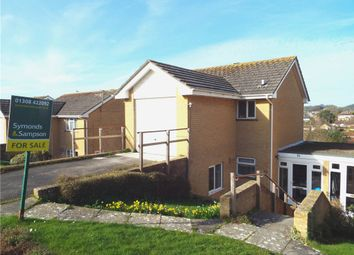Thumbnail 3 bed detached house for sale in Meech Close, Bridport