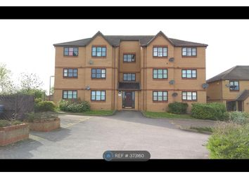 Thumbnail 1 bed flat to rent in Westcroft, Milton Keynes