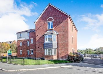 Thumbnail 2 bed flat for sale in Haydon Drive, Wallsend