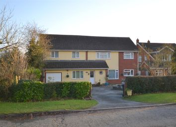 Thumbnail 5 bed detached house for sale in Bosbury Road, Cradley, Malvern
