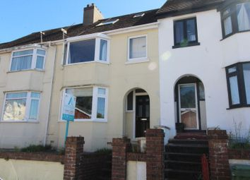 4 bed terraced house for sale in Denys Road, Torquay TQ1