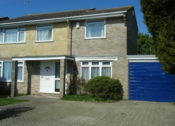 Thumbnail 3 bed detached house to rent in Medway Drive, Preston, Weymouth