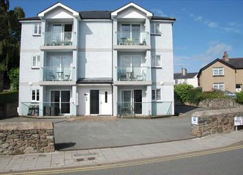 Thumbnail 2 bed flat for sale in Menai Quays, Water Street, Menai Bridge