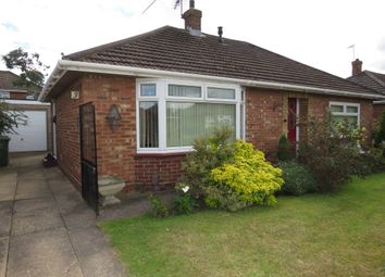 Thumbnail 2 bed detached bungalow for sale in Elizabeth Close, Sprowston, Norwich