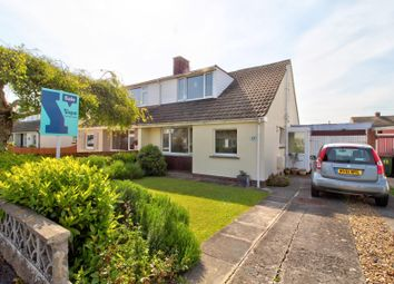 Thumbnail 3 bed semi-detached house for sale in Teesdale Close, Weston-Super-Mare