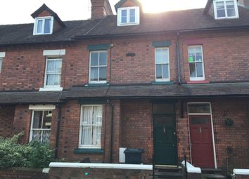 Thumbnail 1 bed flat to rent in Bynner Street, Shrewsbury