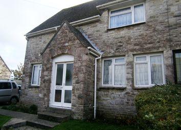 Thumbnail 3 bed semi-detached house for sale in Halves Cottages, Corfe Castle