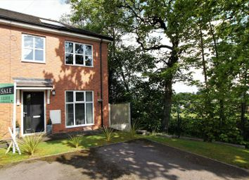 Thumbnail 2 bed terraced house for sale in Big Stone Gardens, Cranage, Crewe