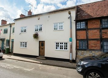 Thumbnail 4 bed terraced house for sale in High Street, Bidford-On-Avon, Alcester, Warwickshire
