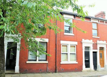 Thumbnail 4 bed terraced house for sale in Lowndes Street, Preston, Lancashire