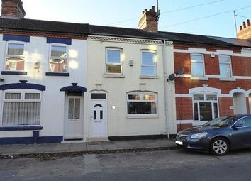 Thumbnail 3 bedroom property to rent in St. James Park Road, Northampton