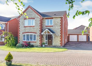 Falcon Way, Brackley NN13. 4 bed detached house