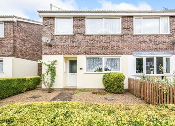 Thumbnail 3 bed semi-detached house for sale in Bury Hill, Melton, Woodbridge