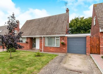 Thumbnail 3 bed bungalow for sale in Champneys Road, Diss