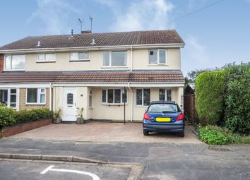 Thumbnail 4 bed semi-detached house for sale in Earlswood Road, Kingswinford