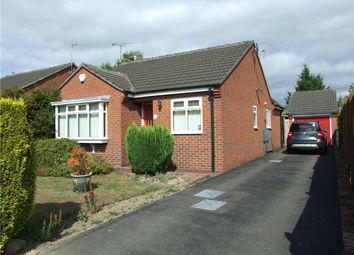 Thumbnail 2 bed detached bungalow for sale in The Oaklands, Broadmeadows, South Normanton, Alfreton