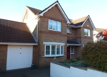 Thumbnail 4 bed property for sale in Ffordd Las, Abertridwr, Caerphilly