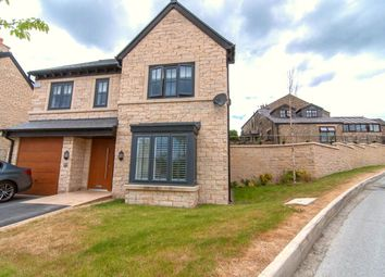 Thumbnail 4 bed detached house for sale in Field View Lane, Rochdale