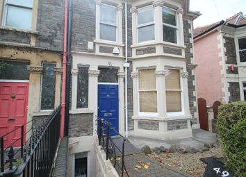 Thumbnail 1 bedroom flat to rent in Claremont Road, Bishopston, Bristol