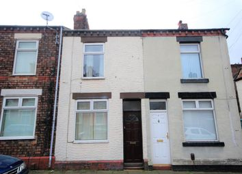 Thumbnail 2 bed terraced house to rent in Eric Street, Widnes, Cheshire