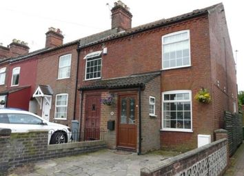 Thumbnail 2 bedroom end terrace house for sale in Drayton, Norwich, Norfolk