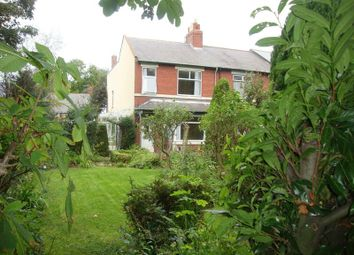 Thumbnail 3 bed terraced house for sale in Park Road East, Ashington