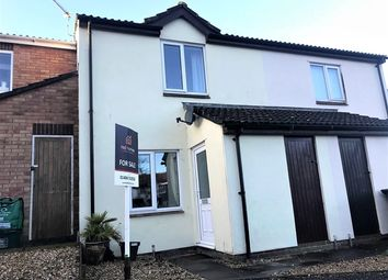 Thumbnail 2 bedroom terraced house for sale in Chestnut Way, Honiton