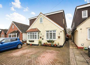 Thumbnail 5 bed detached bungalow for sale in Winern Glebe, Byfleet, West Byfleet, Surrey