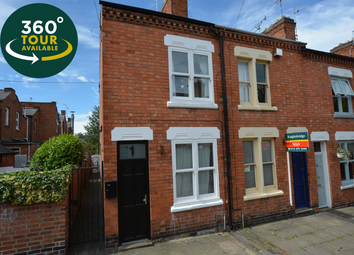 2 bed terraced house for sale in Seymour Road, Clarendon Park, Leicester LE2