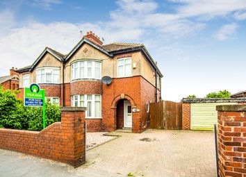 Thumbnail 3 bed semi-detached house for sale in Rawcliffe Road, Goole
