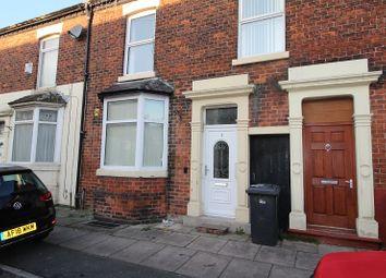 Thumbnail 3 bedroom terraced house to rent in Fazackerley Street, Ashton-On-Ribble, Preston